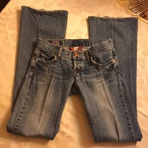 Lucky Brand Lil Surge Size 0 Jeans